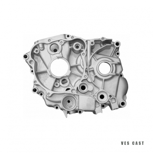 VES CAST- Engine housing-Aluminium- Custom -design-Automotive parts