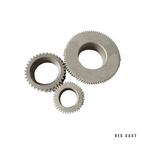 VES CAST- Gear wheel- Alloy steel -Custom -design-Spline gear parts