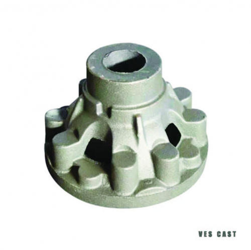 VES CAST-Grooved pulley-grey iron-Custom -design-Agriculture machine parts